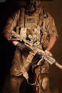 Navy SEAL Gear Loadout