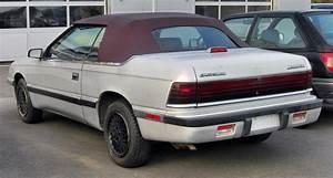 Chrysler Le Baron Cabriolet : chrysler le baron cabriolet 1990 197403 ~ Medecine-chirurgie-esthetiques.com Avis de Voitures