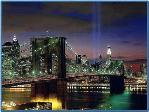 york city screensaver