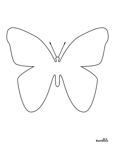 simple coloring pages for toddlers butterflies easy