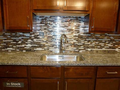 Easy Backsplash Ideas For Granite Countertops  Tedxumkc