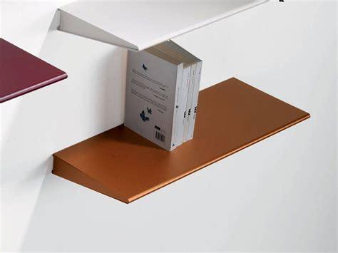 Mensole Acciaio Mensola In Acciaio Design Colorata Ala