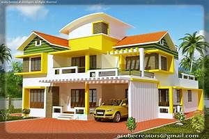Low Cost House in Kerala with Plan & Photos
