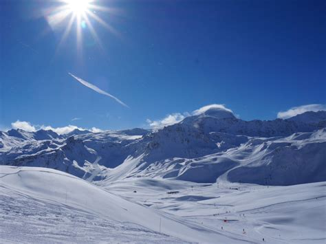 tignes val d is 232 re skiing in