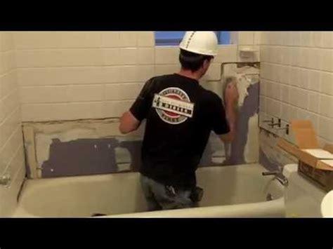 repairing bathroom tiles repairing bath tile in an apartment 14175