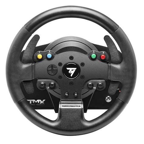 Volante Pc Feedback by Thrustmaster Tmx Feedback Racing Wheel