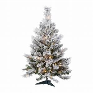 Weihnachtsbaum Mit Led : k nstlicher tannenbaum mit schnee weihnachtsbaum ca 90 cm mit 100er led lichterkette ~ Frokenaadalensverden.com Haus und Dekorationen