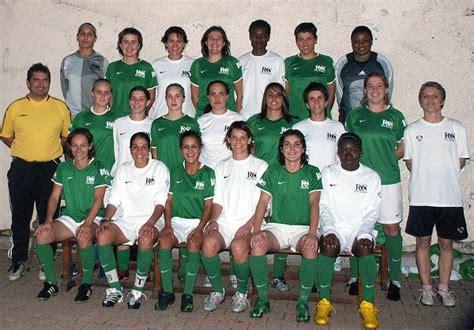 equipe de st etienne footofeminin fr etienne chionnat de de d1 2007 2008