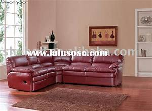 red leather sectionalcherry red leather sectional sofa With red leather sectional reclining sofa
