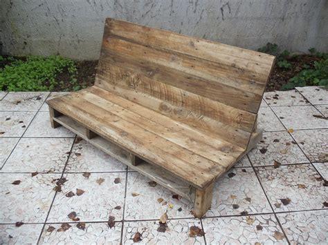 fabriquer un canapé en palette fabriquer un canapé de jardin en palette david mercereau