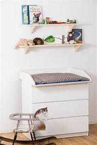 Ikea Wickelkommode Malm : wickelaufsatz f r ikea wickelkommode 80 cm breite aus melamin beschichteten birkenholz ikea ~ Sanjose-hotels-ca.com Haus und Dekorationen