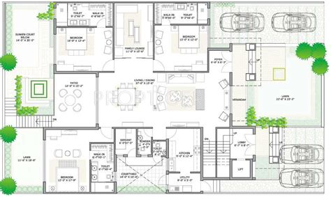 villa floor plans bptp luxe villas in sector 70a gurgaon price location