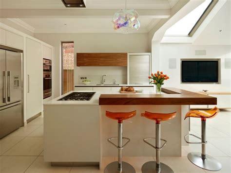 cuisine moderne blanc et bois cuisine blanche et bois le mariage parfait pour une