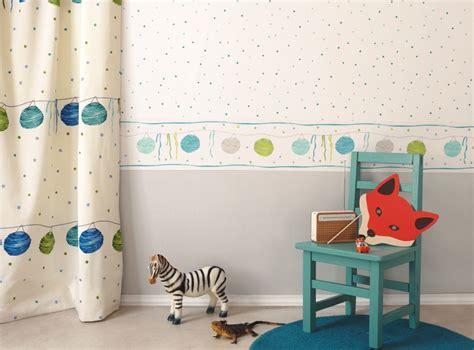 Wandgestaltung Kinderzimmer Türkis by Camengo Tapete Punkte T 252 Rkis Beige Abracadabra Bei