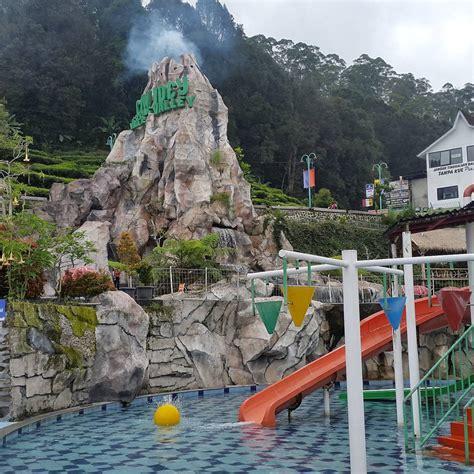 lokasi  harga tiket masuk ciwidey valley resort