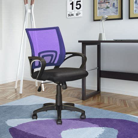 Desk Chairs Walmart Canada by Corliving Workspace Mesh Back Office Chair Walmart Canada
