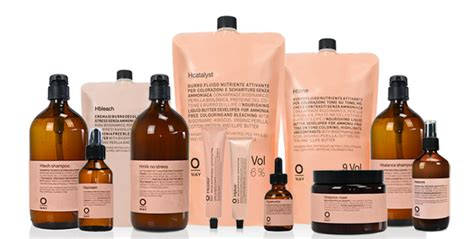 Organic Hair Color Brand Guide