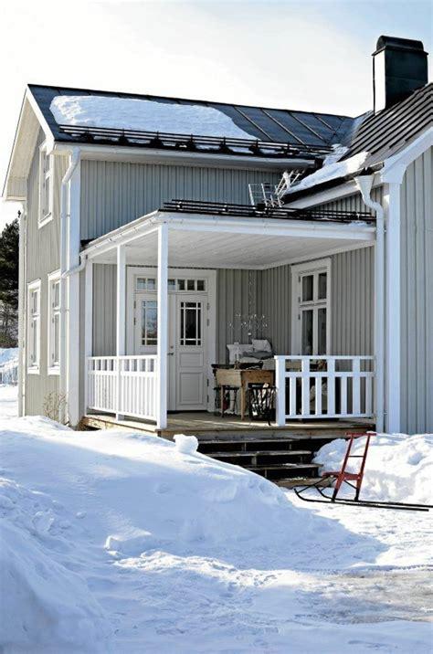Amerikanische Fenster by 1001 Tolle Ideen F 252 R Amerikanisches Holzhaus Mit Veranda