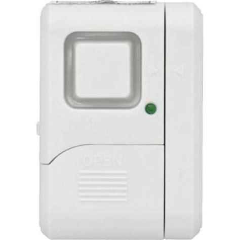 window alarms home depot ge personal security window door alarm 56789 the home depot 1539
