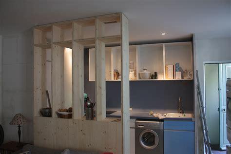meuble separation cuisine meuble separation cuisine salon collection et ateliers