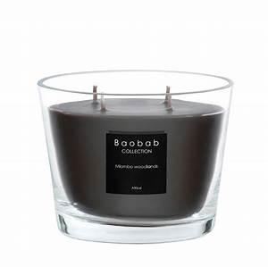 Bougie Baobab Soldes : bougie miombo woodlands de baobab collection ~ Teatrodelosmanantiales.com Idées de Décoration