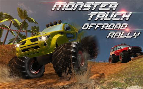 monster truck rally videos monster truck offroad rally 3d