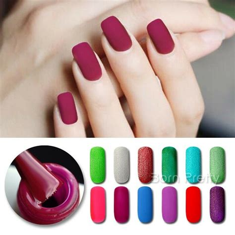 ml nail matte uv gel polish soak  topcoat gel nail art