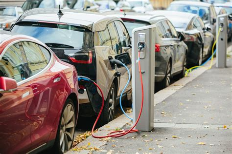 electric vehicles charging stations building out electric vehicle infrastructure where are