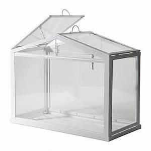 Kleines Gewächshaus Ikea : kleines gew chshaus kaufen f r den balkon oder selber ~ Michelbontemps.com Haus und Dekorationen