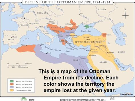 Modern Day Ottoman Empire by Kaiser Sultan World War I Chaim Weizmann The Birth Of