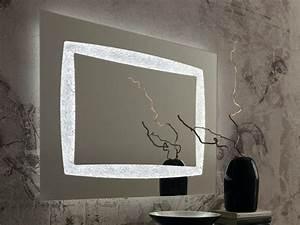 Grand Miroir Design : grand miroir design 25 id es pour votre int rieur ~ Teatrodelosmanantiales.com Idées de Décoration