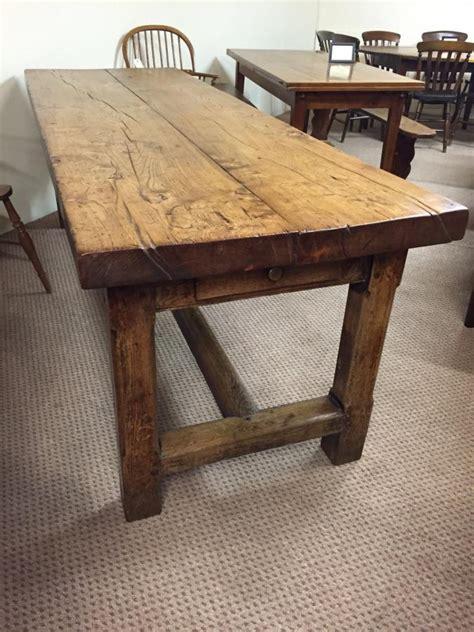 antique farmhouse kitchen table rustic refectory elm antique farm house table antique
