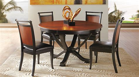 rooms to go round dining table dining room sets suites furniture collections