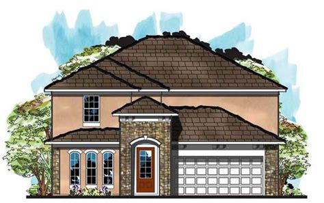 House Plan 66874 Traditional Style with 2607 Sq Ft 4