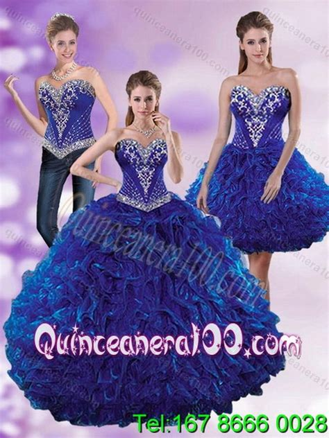 inexpensive royal blue  elegant quinceanera dresses
