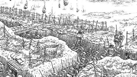 Trench Warfare Diagram Google Search Battle