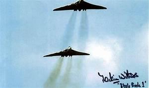 Falklands War 1982  Vulcan Black Buck Mission Crews