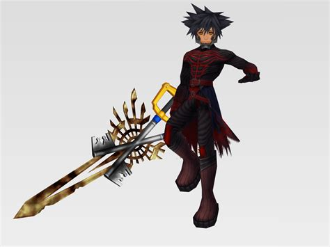 Vanitas Kingdom Hearts by Ganondorf Lucien Maverick S