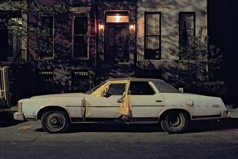 cars ruled  night  york city