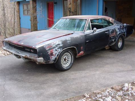 Cheap Dodge Charger For Sale by 1968 Dodge Charger For Sale 2049298 Hemmings Motor News