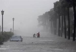 Irma U0026 39 S Girth And Path Made For A Bizarre Florida Storm