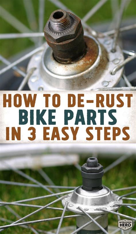 rust remove bike bicycle rim clean chain remover part rescue parts bikes easy cleaning acids easily chrome metal board tires