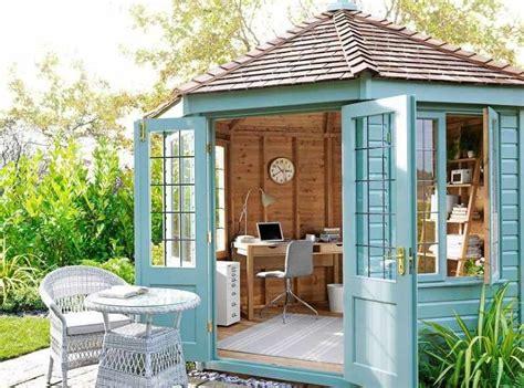 Backyard Shed Office by 25 Best Shed Office Ideas On Backyard Office