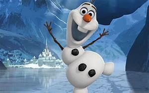 Olaf Wallpaper  Frozen Wallpaper (36065985)  Fanpop