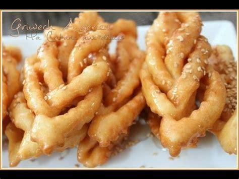 cuisine samira griweche griwech gateau au miel pour le ramadan