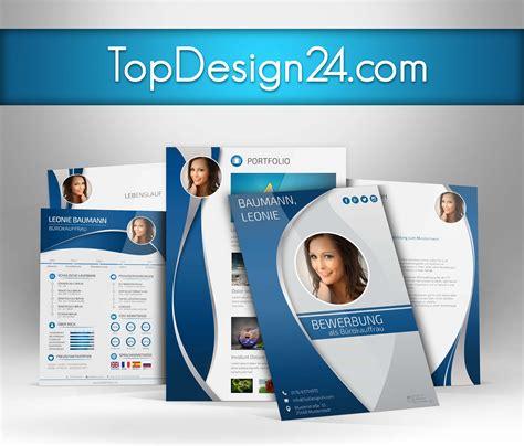 Bewerbung Design Kostenlos by Bewerbung Designvorlagen Topdesign24 Bewerbungsvorlagen