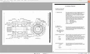 Ihi Marine Deck Crane Electrical Circuit Diagram Equipment