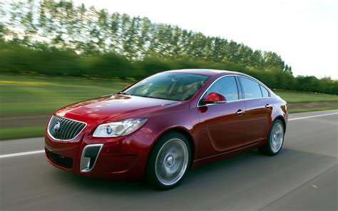Best Buick Cars by 2012 Buick Regal Gs Drive Motor Trend