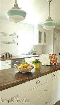 pendant lights kitchen Schoolhouse pendant light for kitchen island | Simply Swider