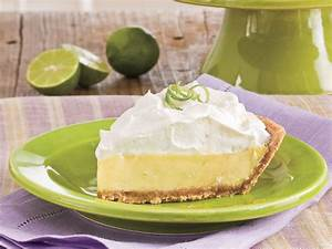 What a Floridian Never Puts in Key Lime Pie - Southern Living